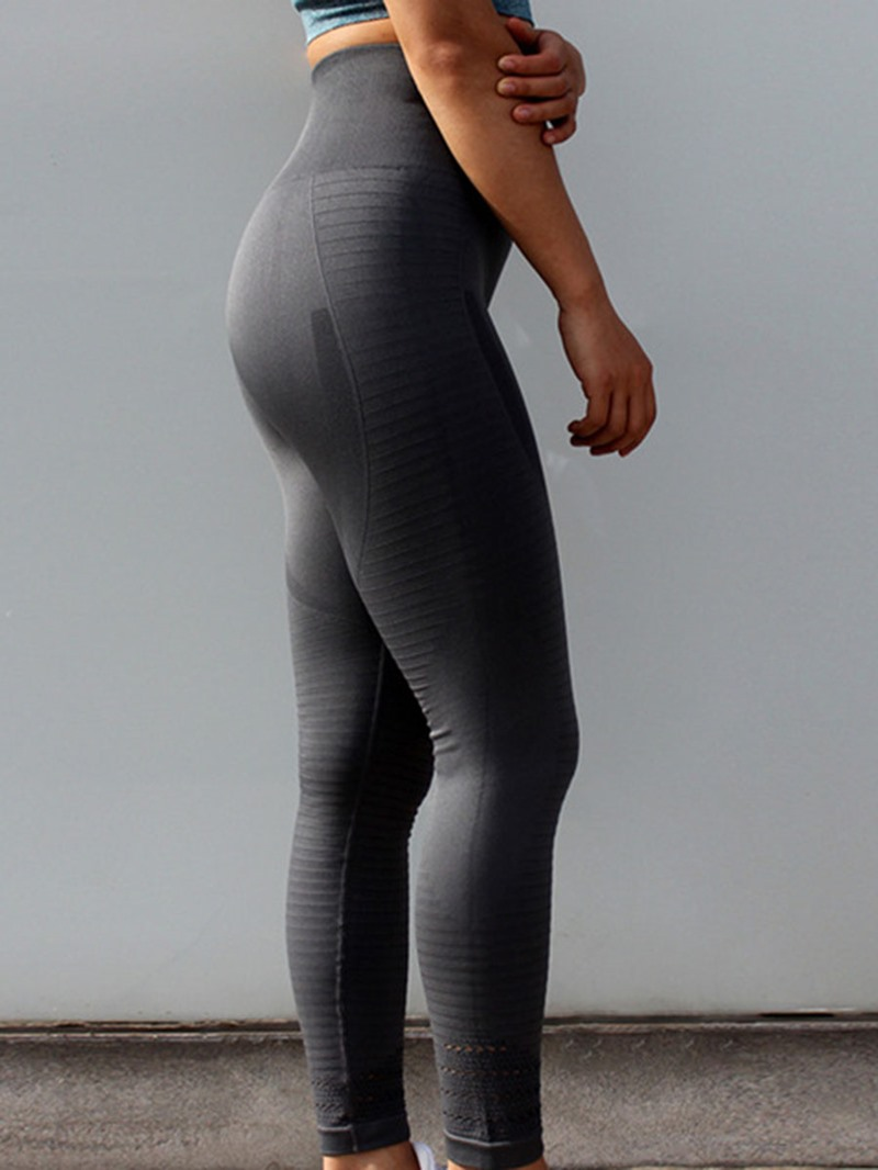 Ericdress Patchwork Solid Anti-Sweat Pants
