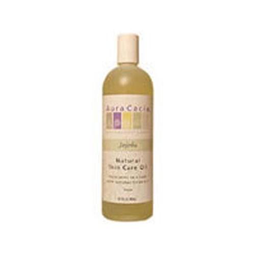 Pure Skin Care Oil Jojoba 16 Fl Oz by Aura Cacia