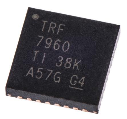 Texas Instruments RFID Module, Reader - TRF7960RHBT