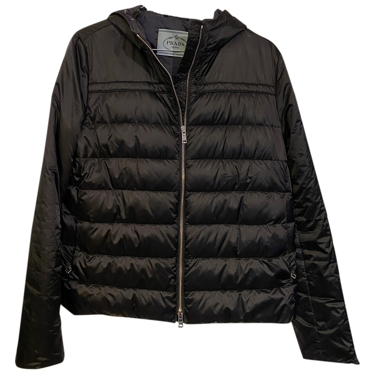 Prada - Manteau   pour femme - marine