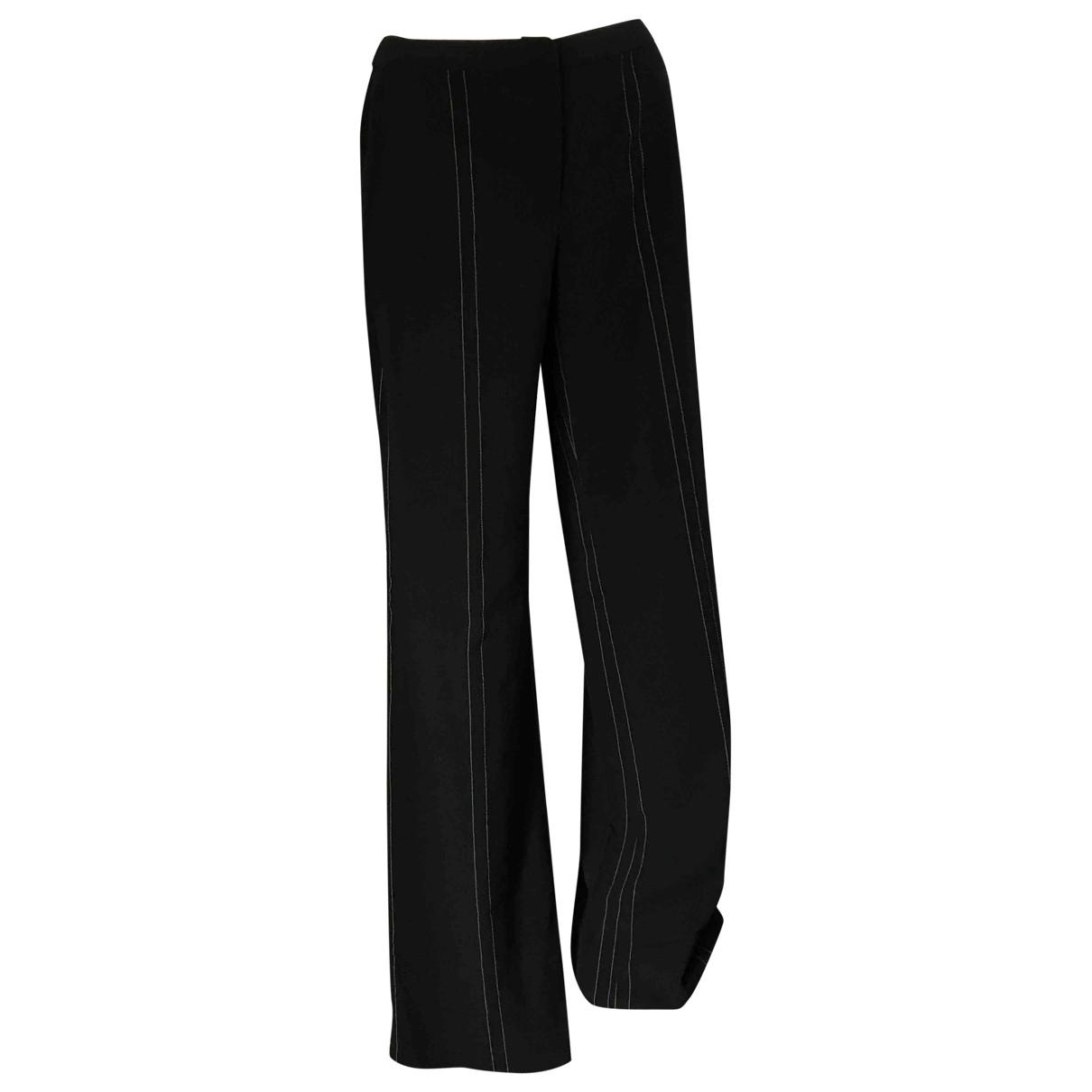 Pantalon de Lana Gianni Versace