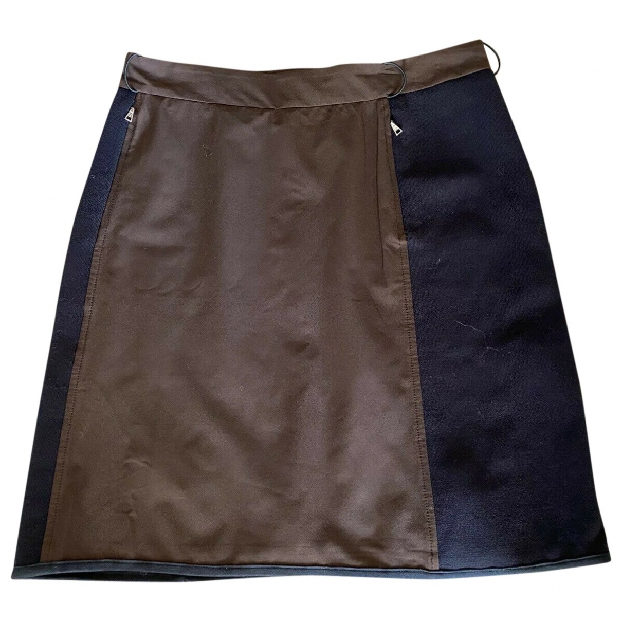 Prada \N Brown skirt for Women 42 IT