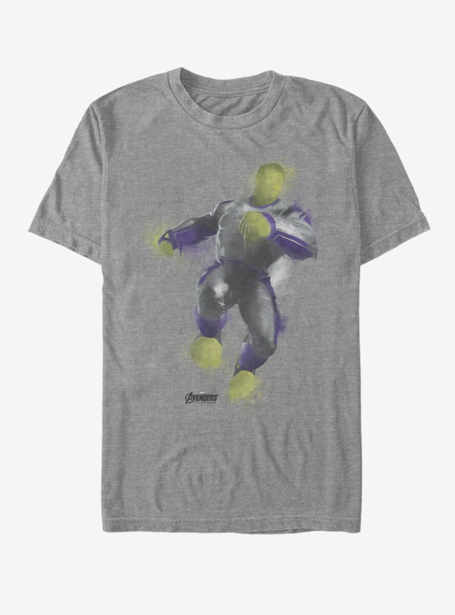 Marvel Avengers: Endgame Hulk Painted T-Shirt