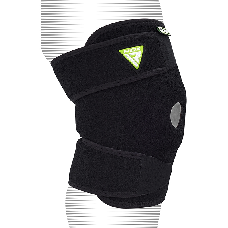 RDX K503 Adjustable Triple Strap Compression Knee Support for Athletes