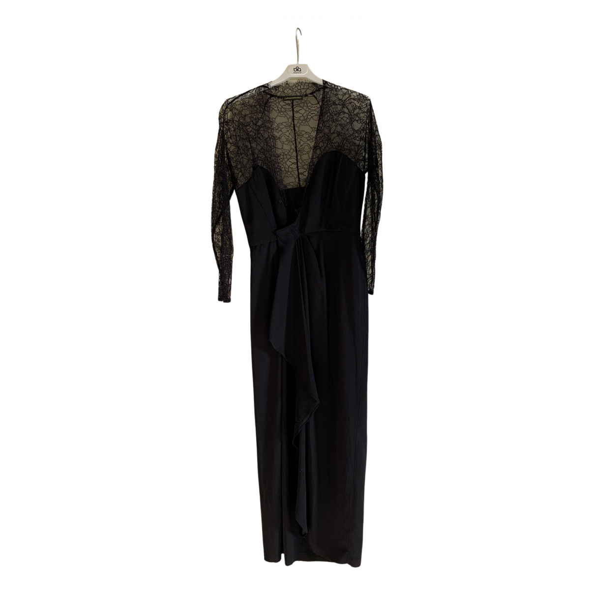 Catherine Malandrino N Black Lace dress for Women 38 FR