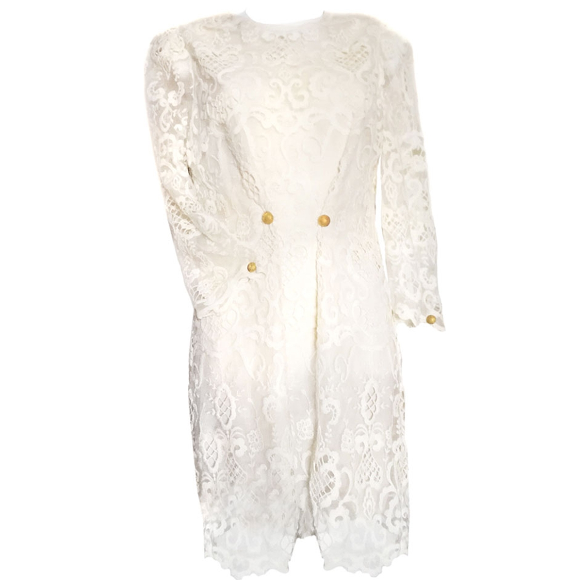 Darling - Robe   pour femme - ecru