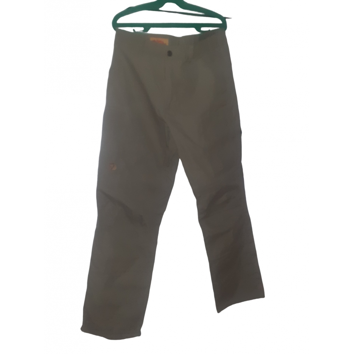 Fjallräven \N Trousers for Men 48 IT