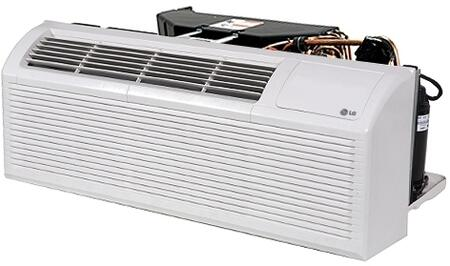 LP123HDUC1 Packages Terminal Air Conditioner with 12200 BTU Cooling Capacity  Heat Pump (Requires Power Cord)  Gold Fin Anti-Corrosion  Energy Saver