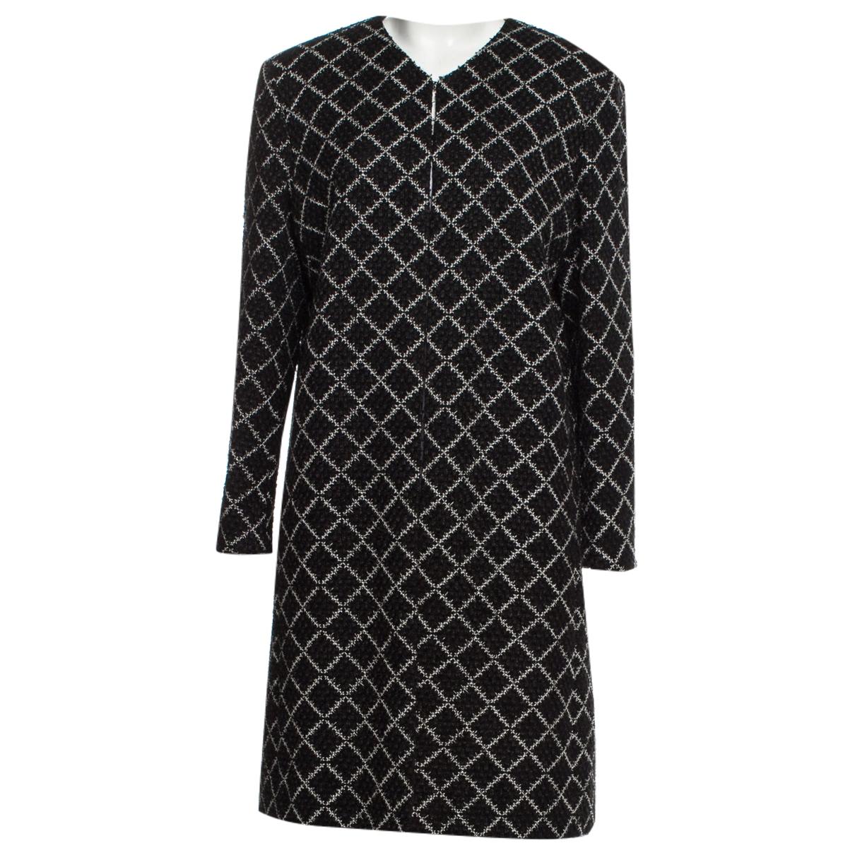 Chanel \N Black coat for Women 44 FR