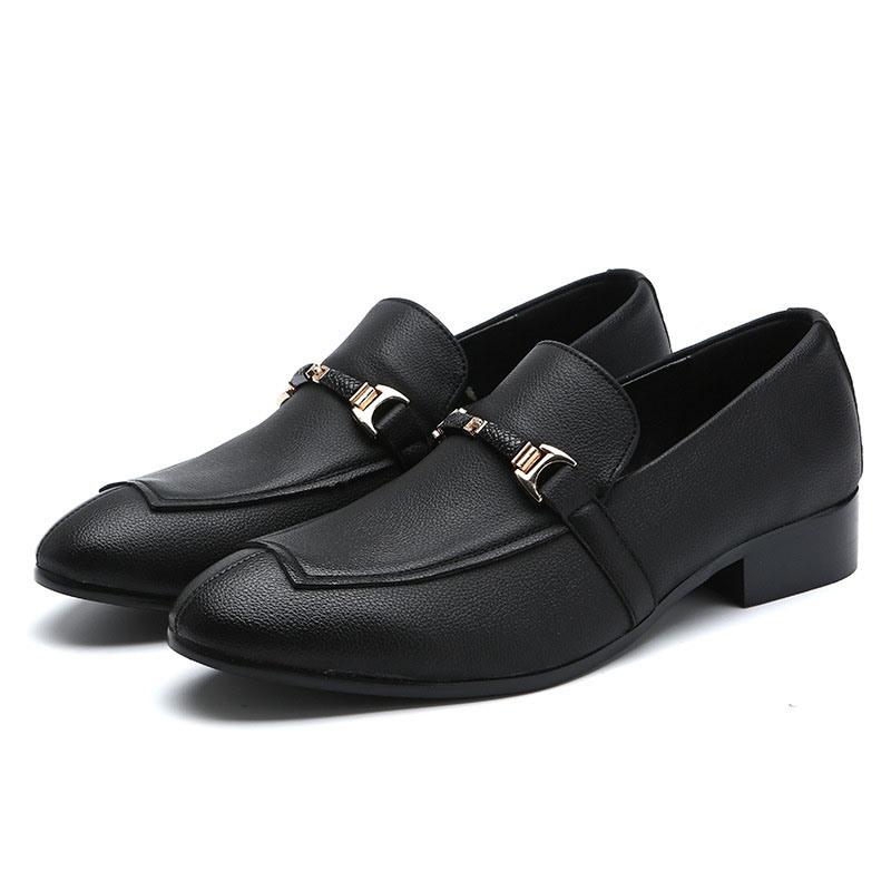 Ericdress Slip-On Flat Heel Low-Cut Upper Round Toe Thin Shoes