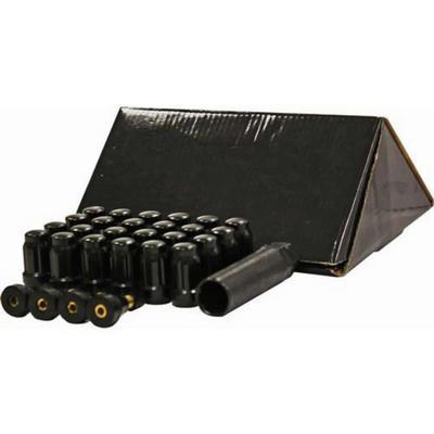 Genuine Packages Black Lug Nut Kit - BLACKLUGS