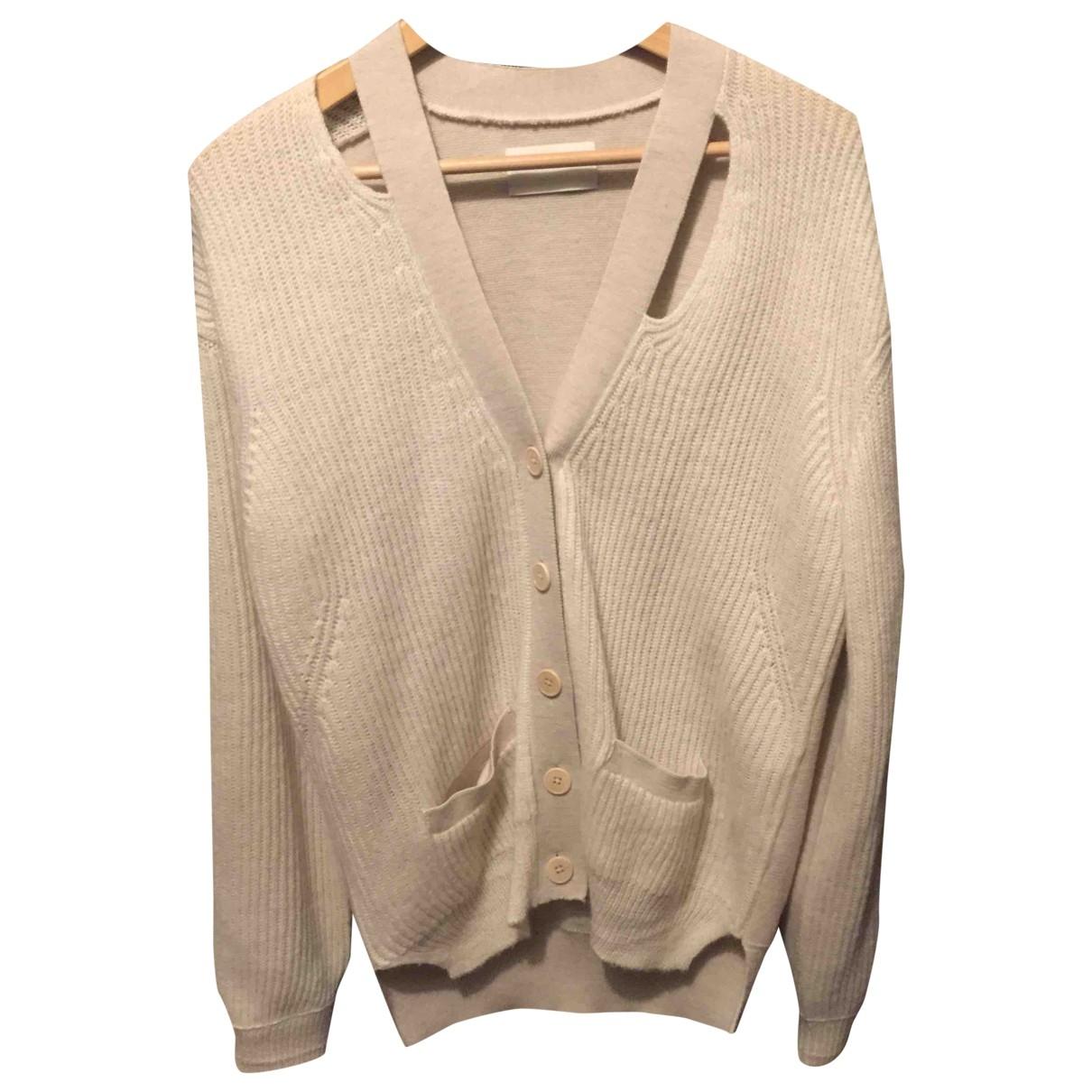 Zadig & Voltaire \N White Wool Knitwear for Women S International