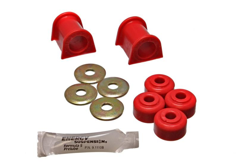 Energy Suspension 5.5106R Sway Bar Bushing Set Front