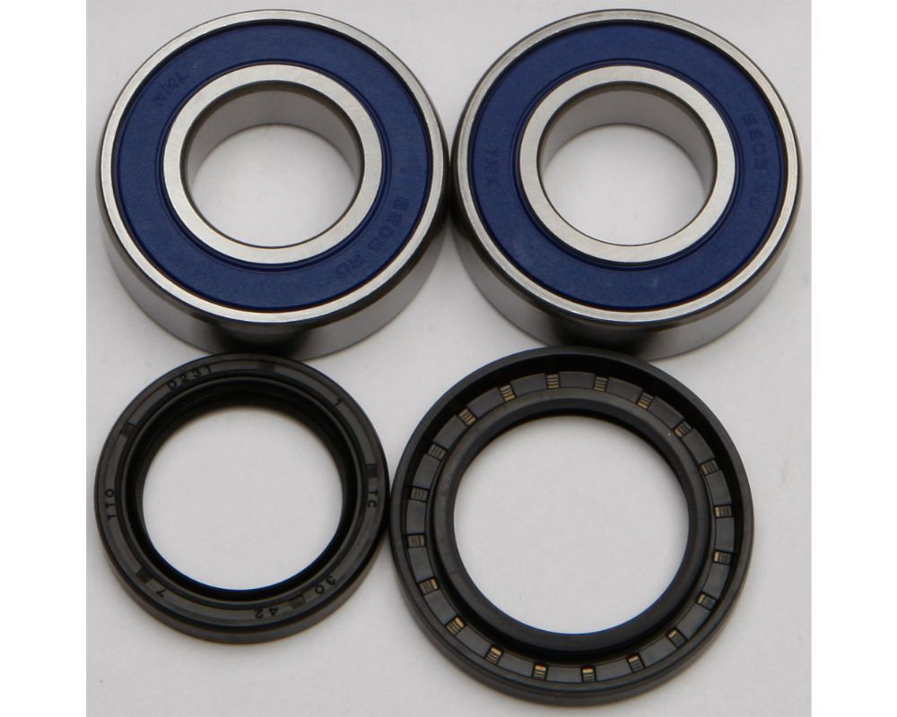 All Balls 25-1275 Wheel Bearing & Seal Kit Rear Kawasaki Klf220 Bayou 1988-2002
