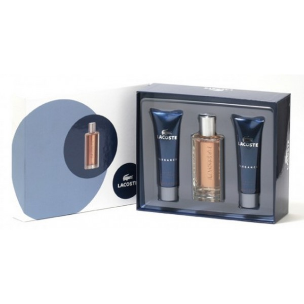 Lacoste - Lacoste Elégance : Gift Box Set 1.7 Oz / 50 ml