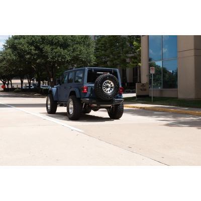 Road Armor Spartan Rear Bumper (Black) - 5183XR0B