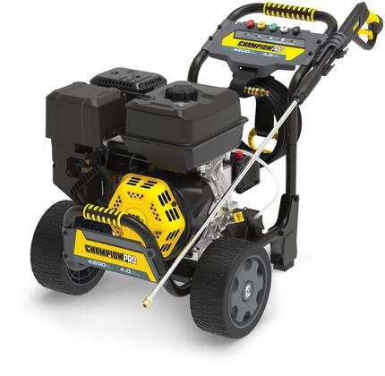 100790 4200-PSI Gas Pressure Washer with 5 Nozzles  4 GPM  Steel Frame  389cc Engine and 10