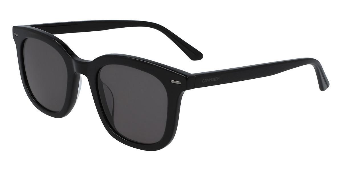 Calvin Klein CK20538S 001 Men's Sunglasses Black Size 49