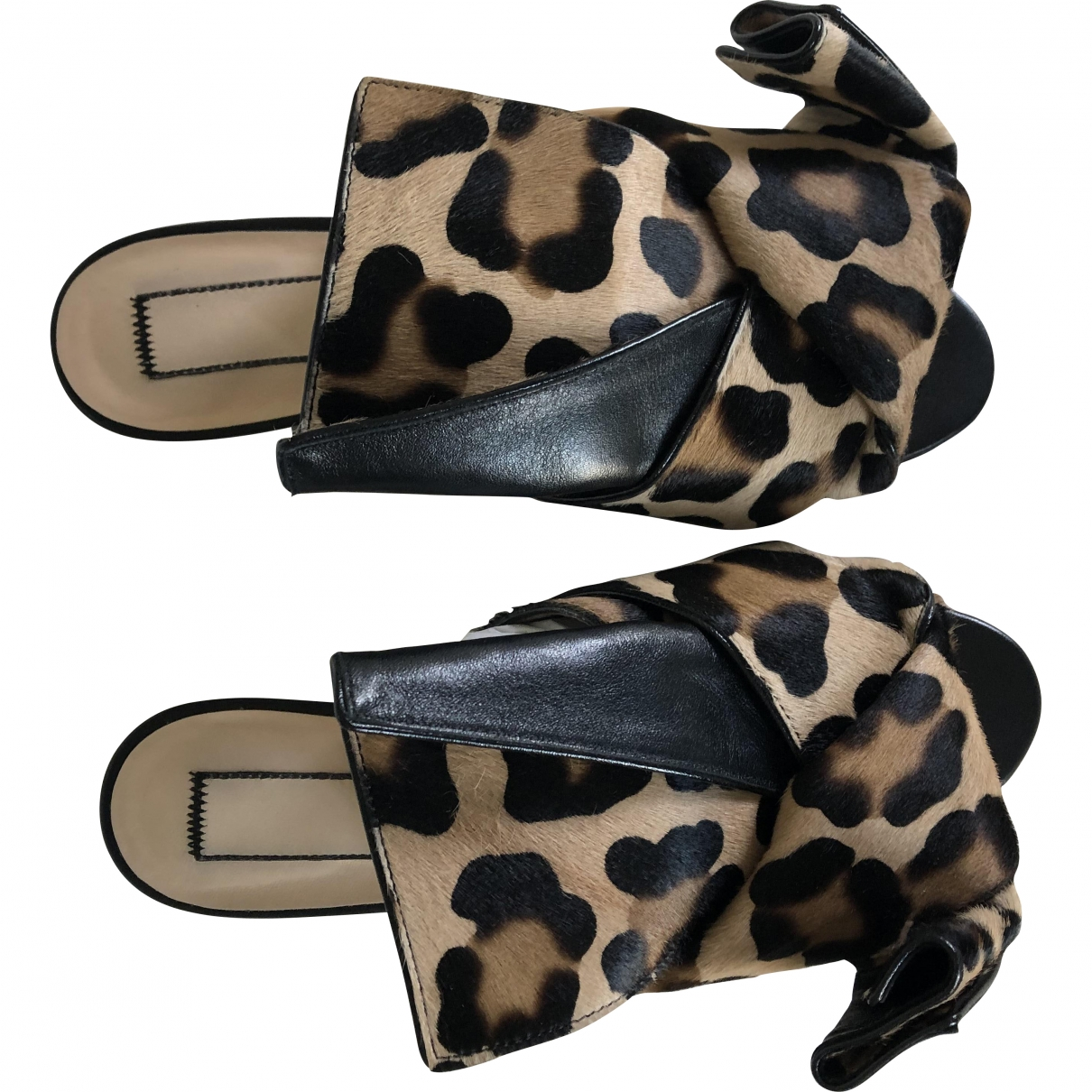 N°21 \N Pony-style calfskin Sandals for Women 35 EU