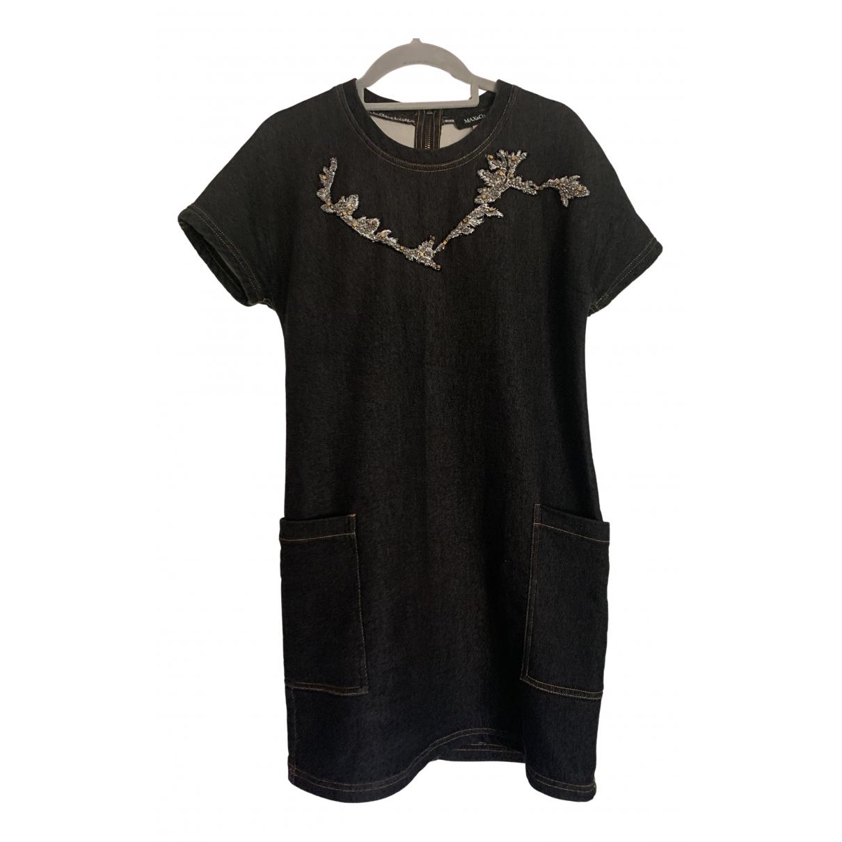 Max & Co \N Kleid in  Grau Denim - Jeans