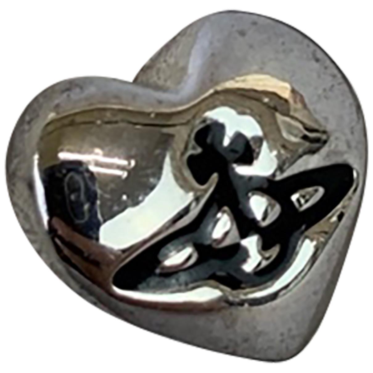 Vivienne Westwood \N OhrRing in Metall