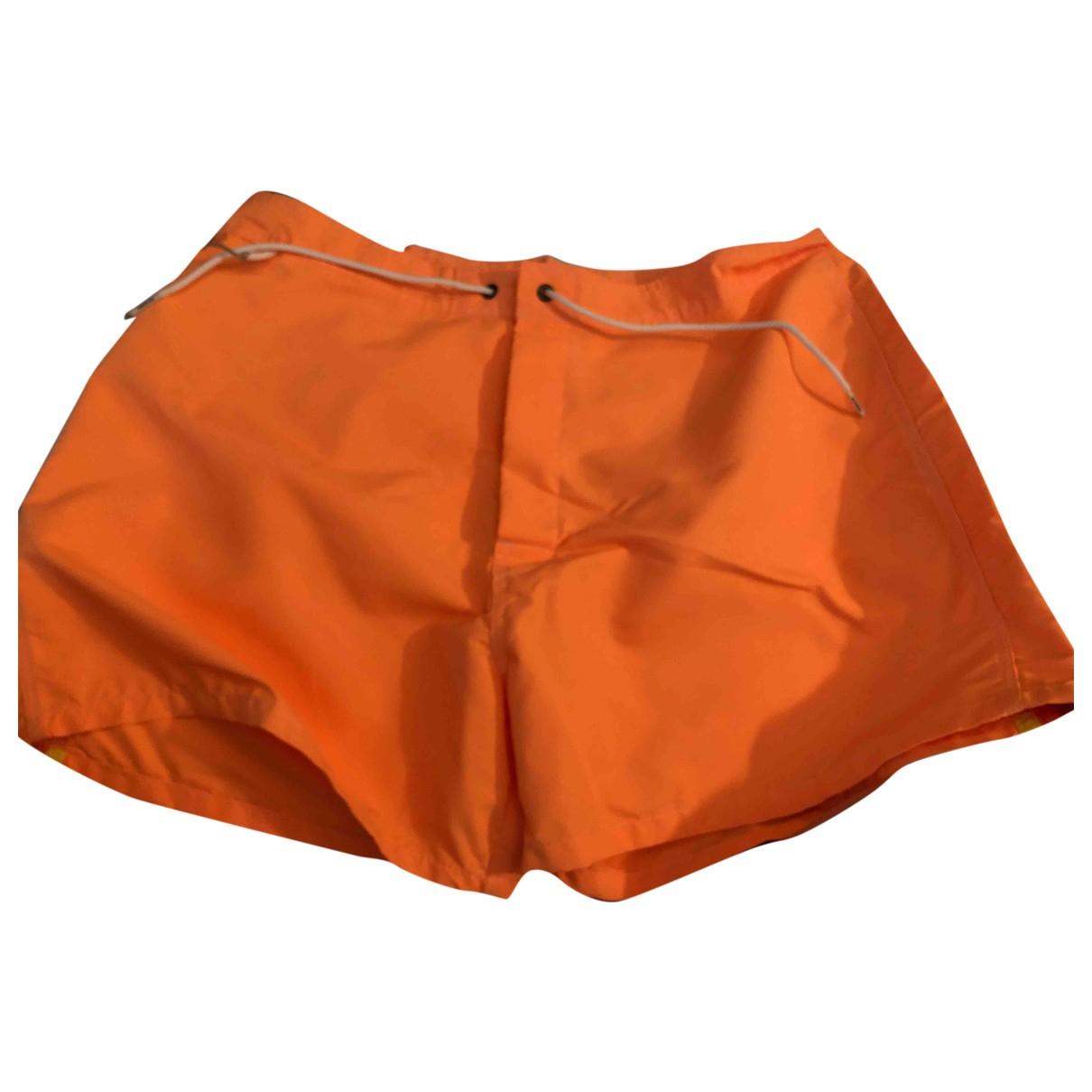 Sundek \N Badeanzug in  Orange Synthetik