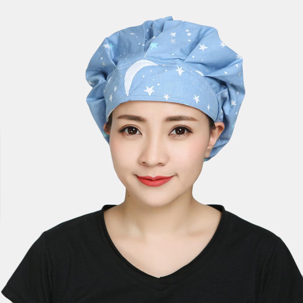 Surgical Cap Household Health Dustproof Fume-proof Hat