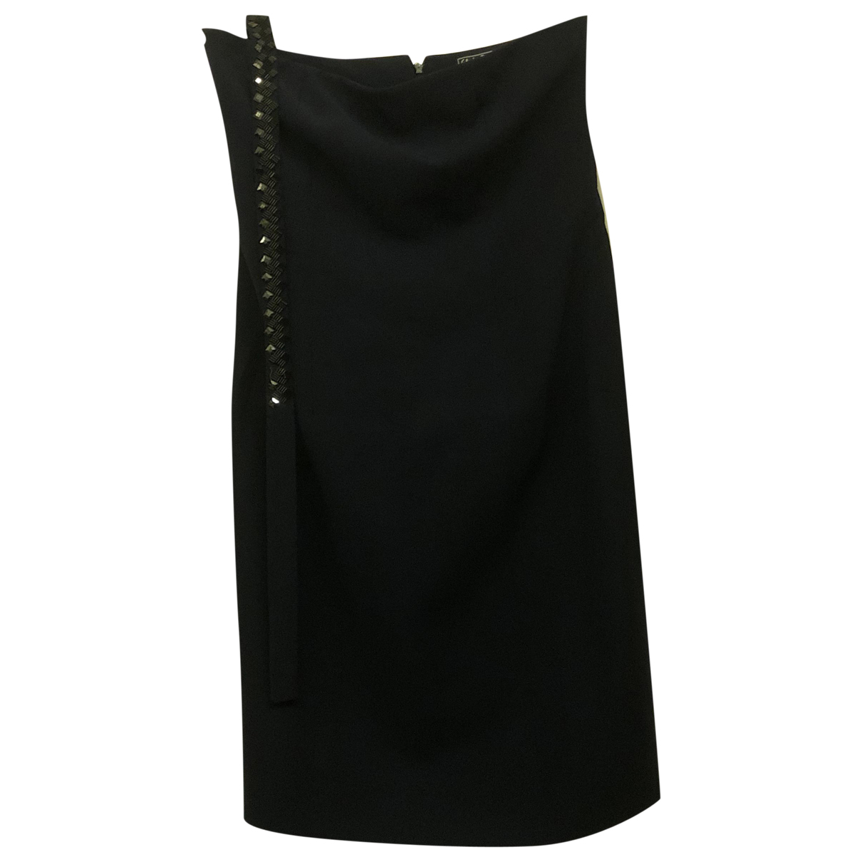 Mini vestido de Seda Salvatore Ferragamo