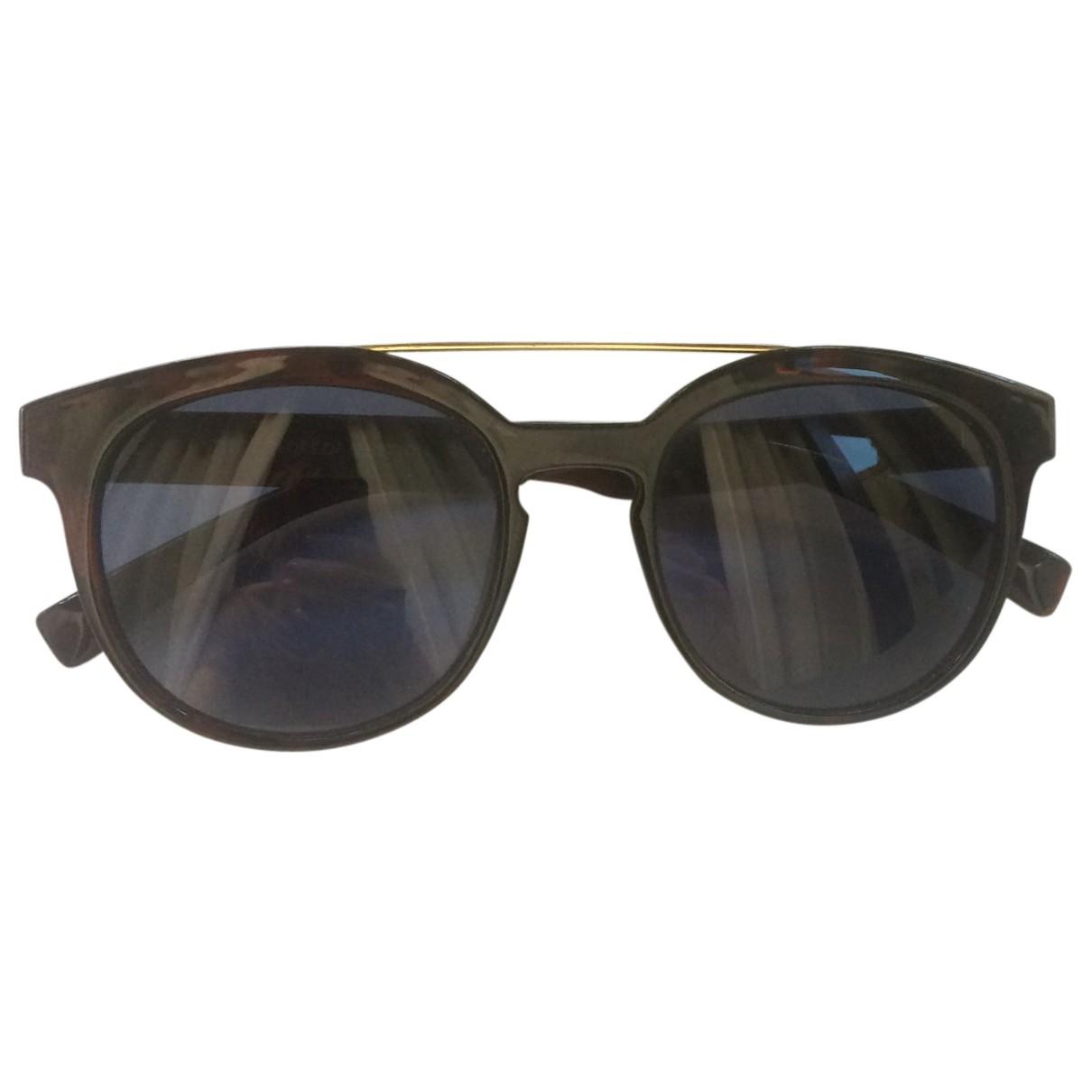 Benetton N Brown Sunglasses for Women N