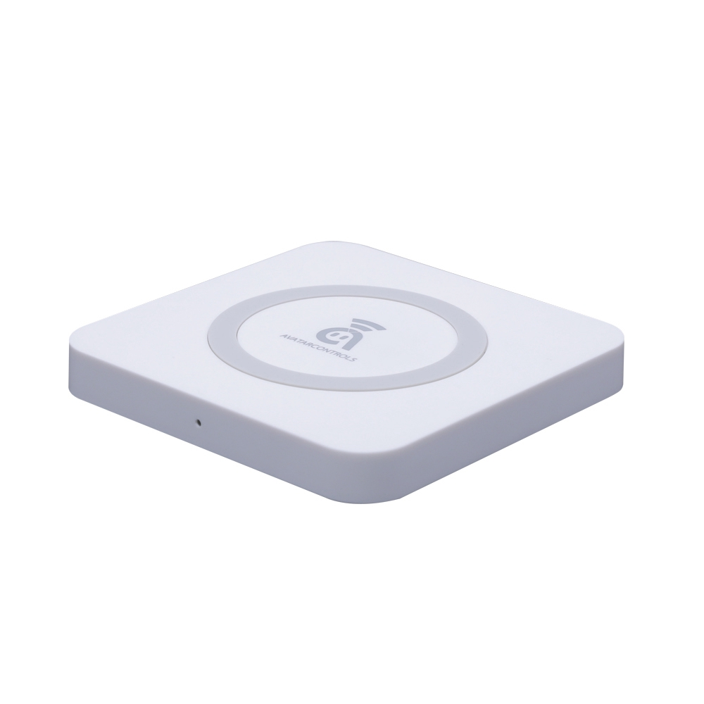 Geekbes Free Cube Wireless Charger Work with Free Cube Ambient light / Power Strip - White