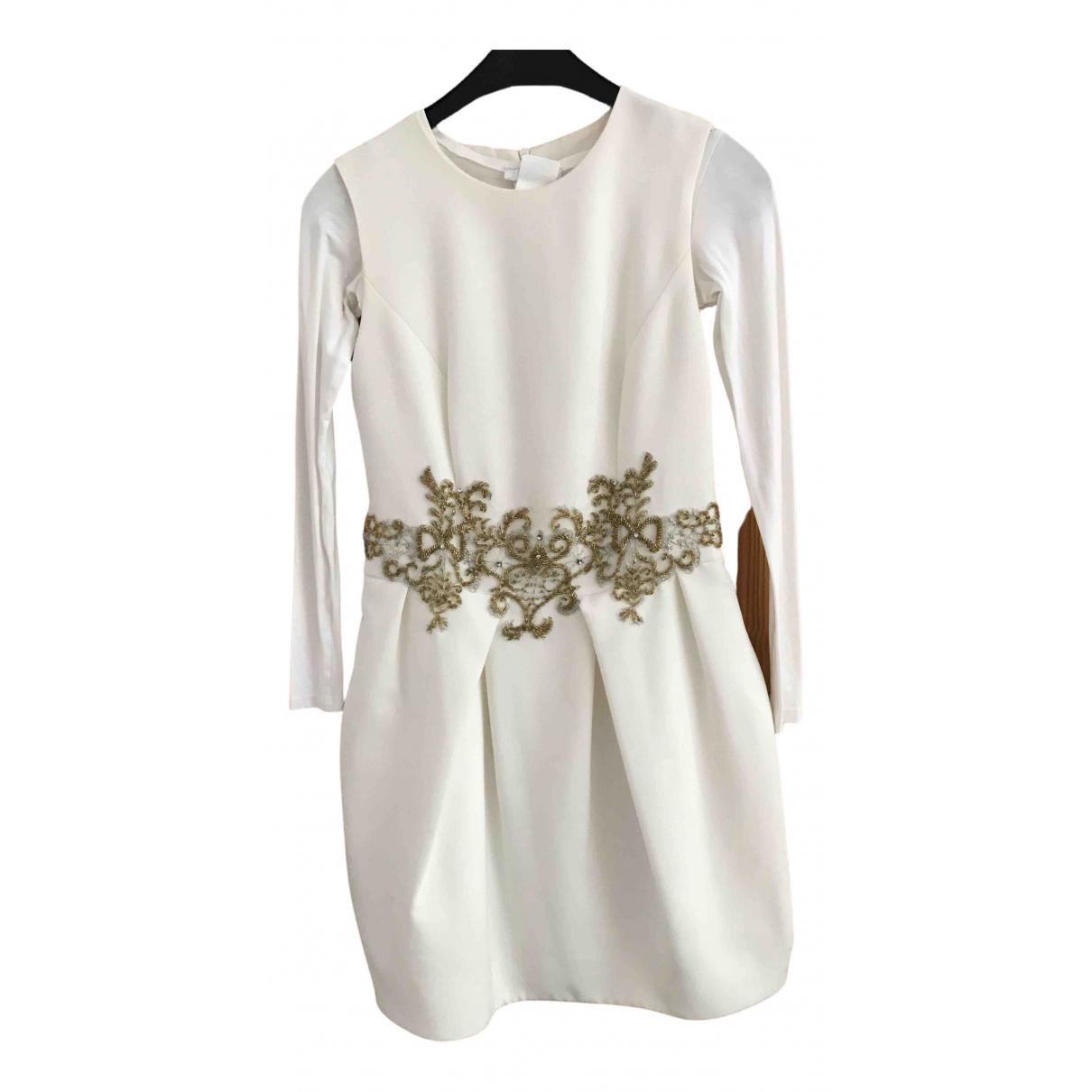Babaa \N Kleid in Baumwolle