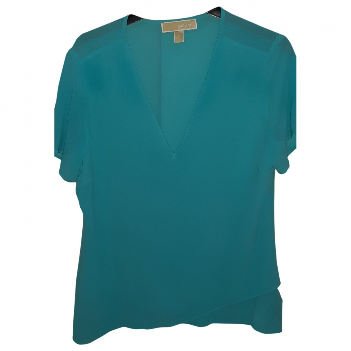 Michael Kors \N Top in  Tuerkis Polyester