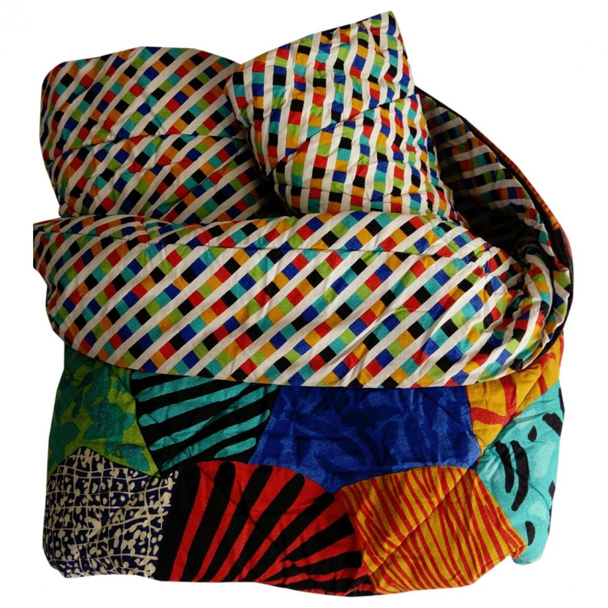 Missoni Home \N Multicolour Cotton Textiles for Life & Living \N