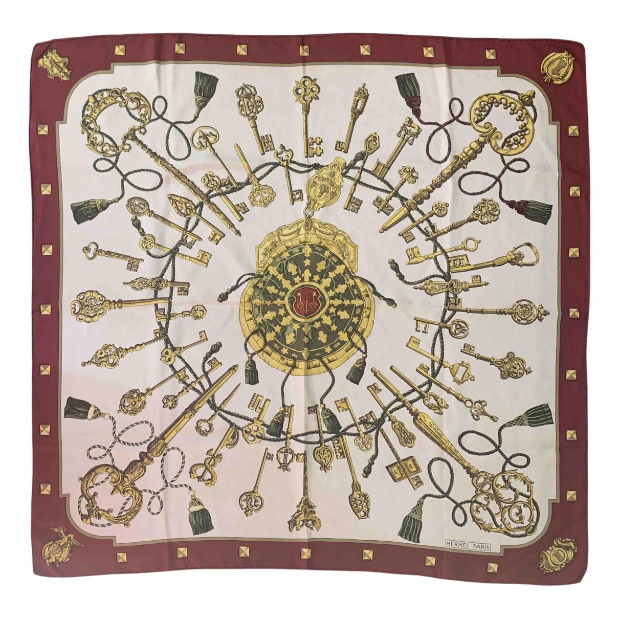 Hermès Carré 90 Silk Silk handkerchief for Women N