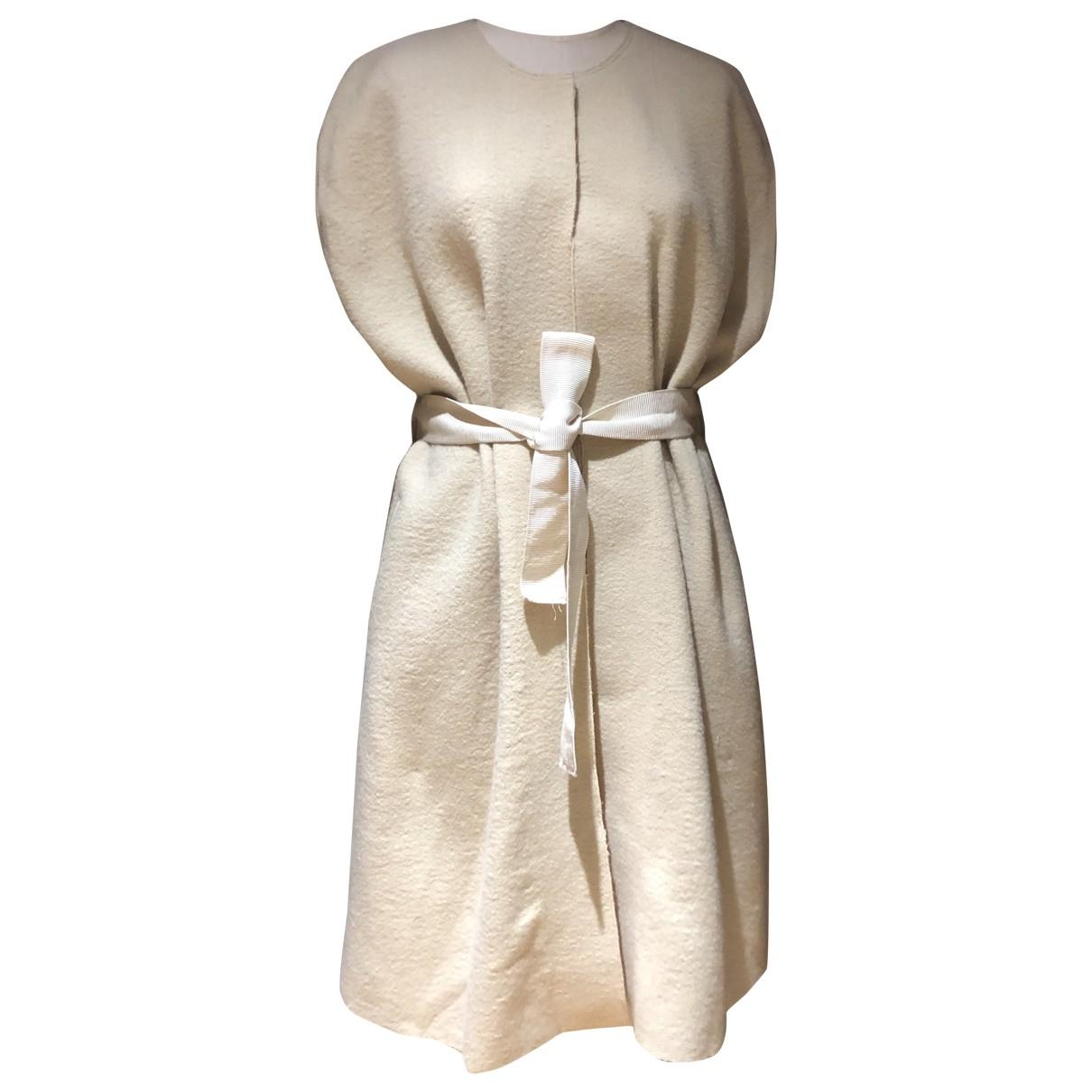 Isabel Marant \N Beige Wool jacket for Women 40 FR