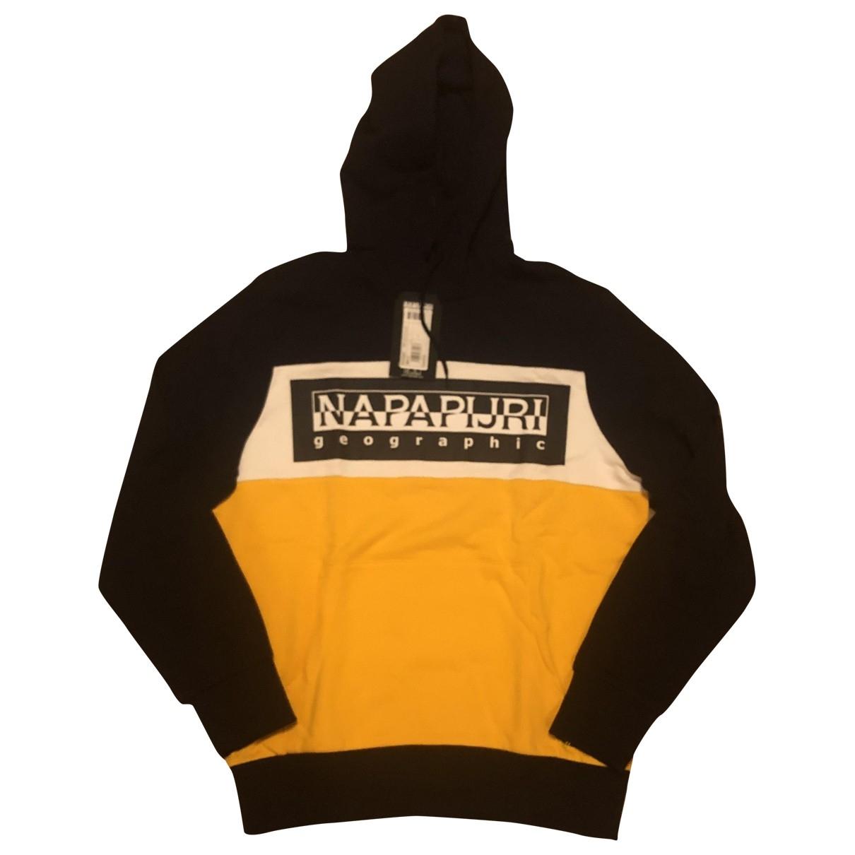 Napapijri \N Pullover.Westen.Sweatshirts  in  Bunt Baumwolle