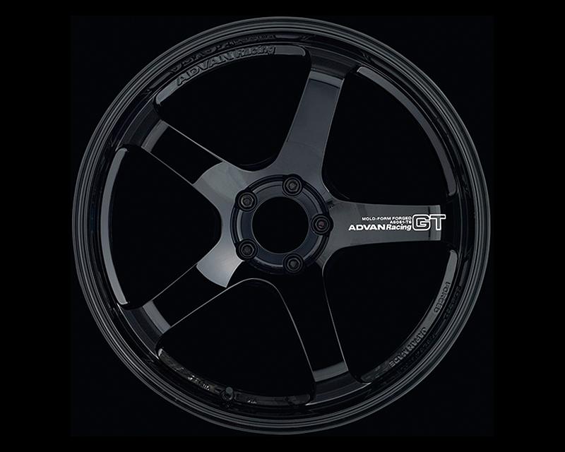 Advan GT Premium Wheel 20x9 5x130 42mm Racing Gloss Black