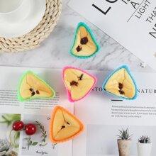 12pcs Random Color Triangle Cake Mold