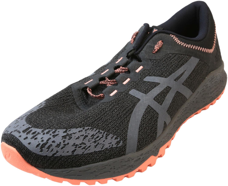 Asics Men's Gel-Kahana 8 Carbon / Black Ankle-High Fabric Running - 9M