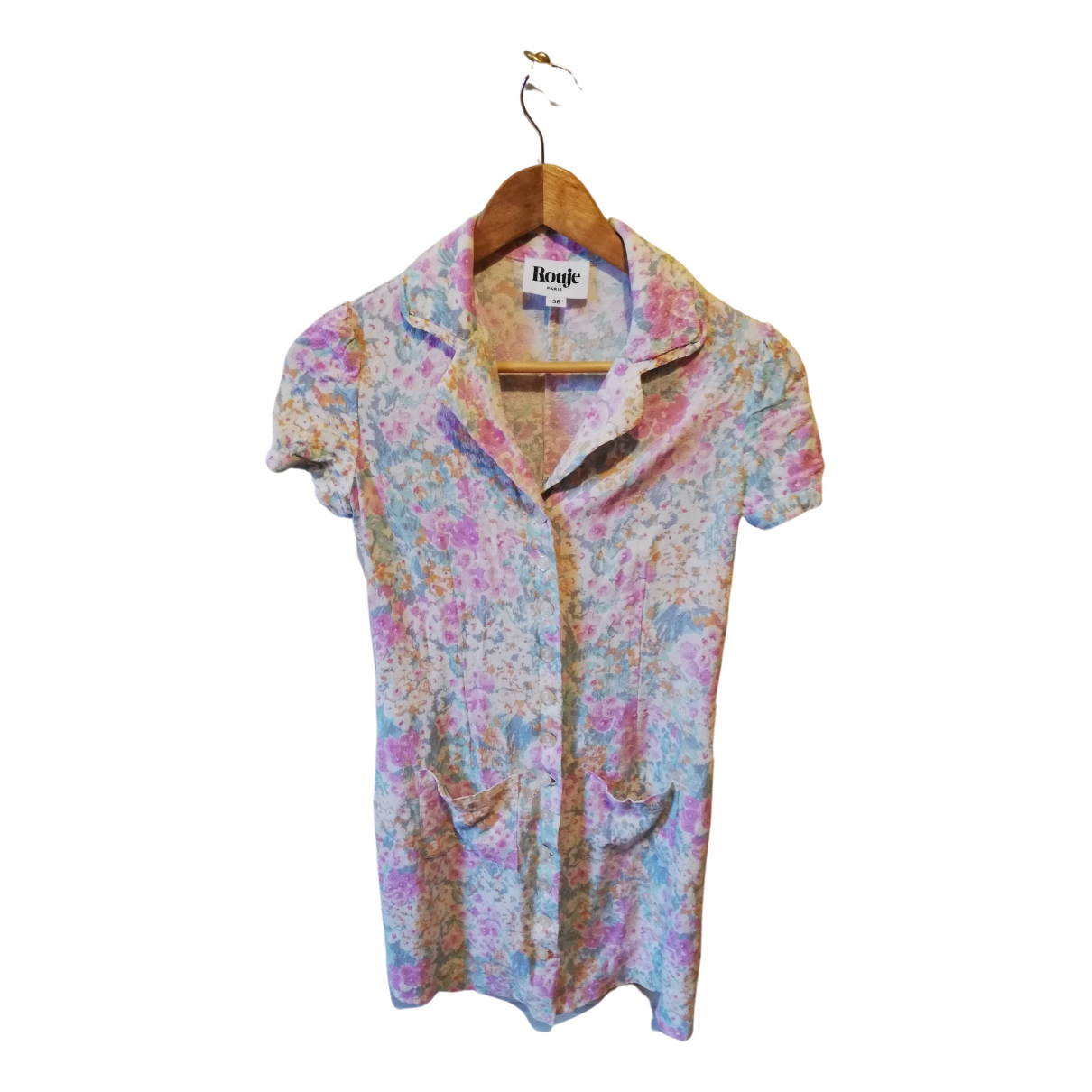 Rouje N Multicolour dress for Women 36 FR