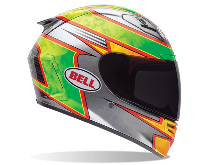 Bell Racing 7061568 Star Carbon Fillmore Replica Helmet 54-55 | XS