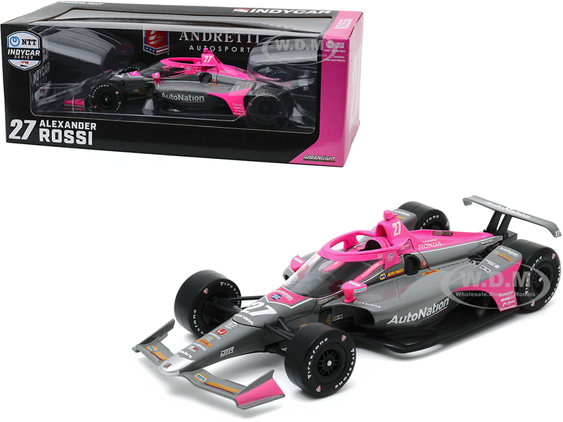 Dallara IndyCar 27 Alexander Rossi
