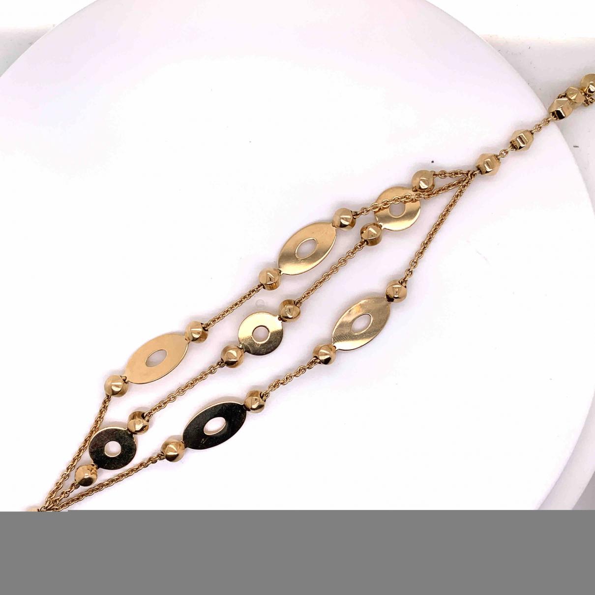 Bvlgari - Bracelet   pour femme en or jaune - jaune