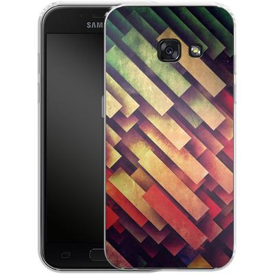 Samsung Galaxy A3 (2017) Silikon Handyhuelle - Wype Dwwn Thys von Spires