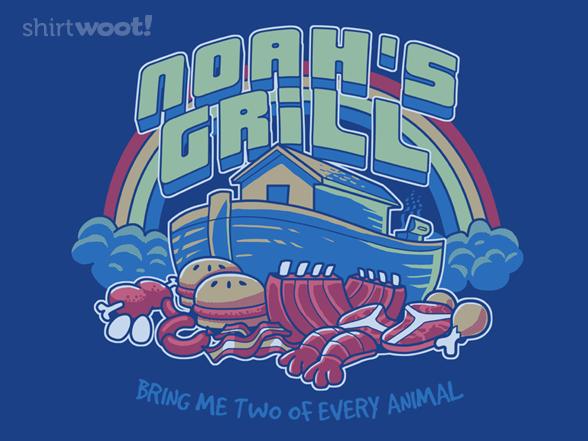 Noah's Grill - Women's Xl