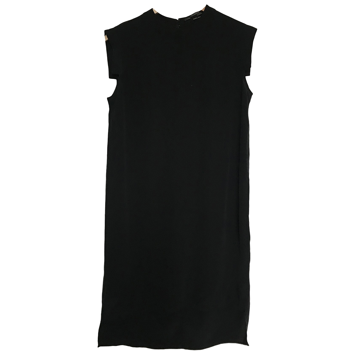 All Saints \N Black Silk dress for Women 8 UK