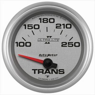 Auto Meter Ultra-Lite II Electric Trans Temp Gauge - 7757