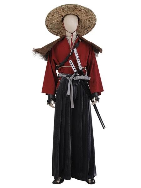Milanoo Ghost Of Tsushima Jin Cosplay Costume