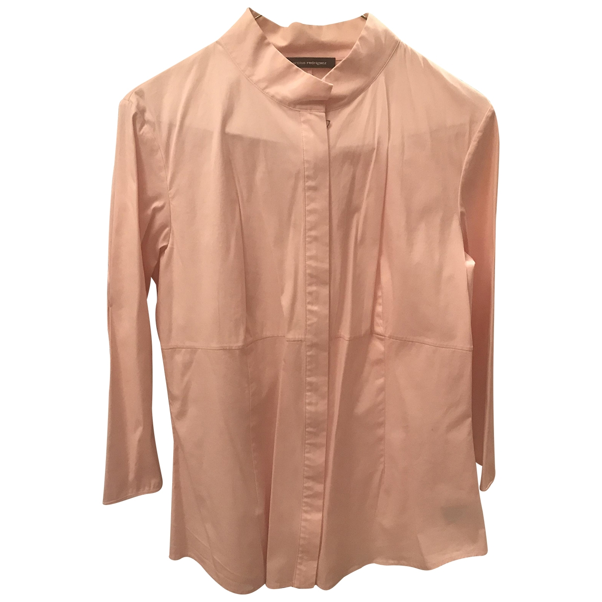 Narciso Rodriguez \N Pink Cotton  top for Women M International