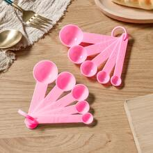 1pc 5 In 1 Measuring Spoon